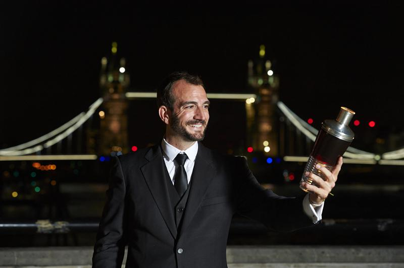 Charles Joly from USA Serves Up a Week of Magnificent Mixes to be Named the World's Best Bartender