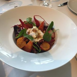 Beautiful Beets and Burrata