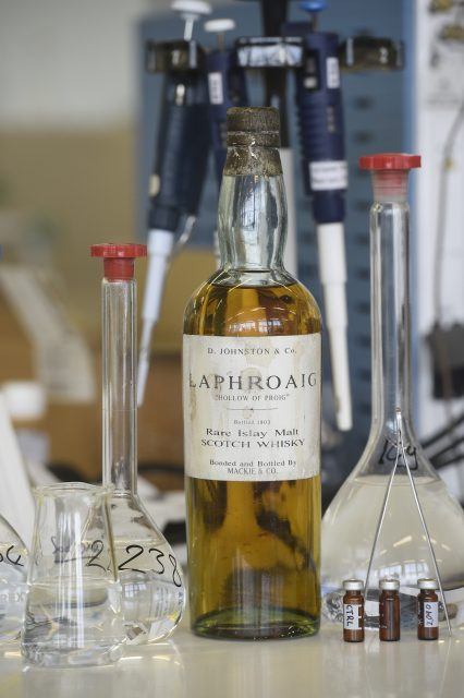 Not Fake News: Your Vintage Whisky Could Be Counterfeit